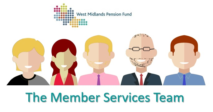 Member Services Team Animation