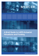 image of LGPS Brief Guide to Actuarial Valuations