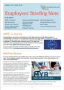 image of Employer Brief 34 (June 2018)