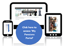 My Pensions Portal This link opens in a new browser window
