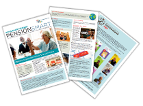 Pension Smart Newsletter 2020 (retired members) flip book image This link opens in a new browser window