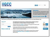 Instititional Investors Group on Climate Change (IIGCC) This link opens in a new browser window