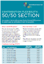 image of 50/50 Section